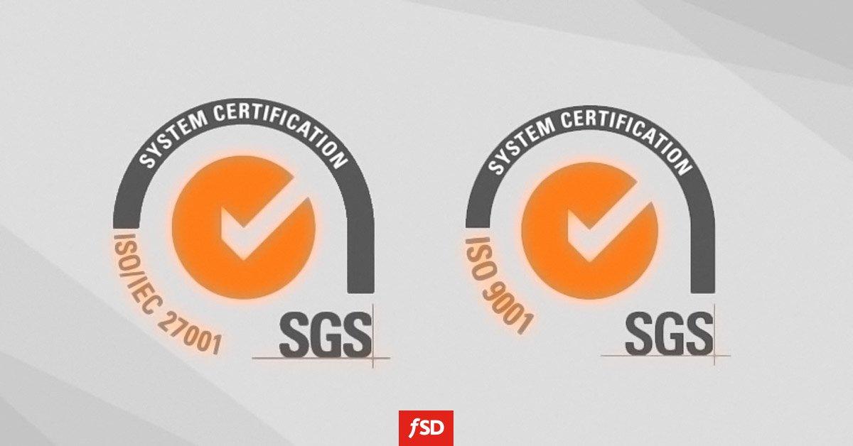 Fsd Sgs Certification